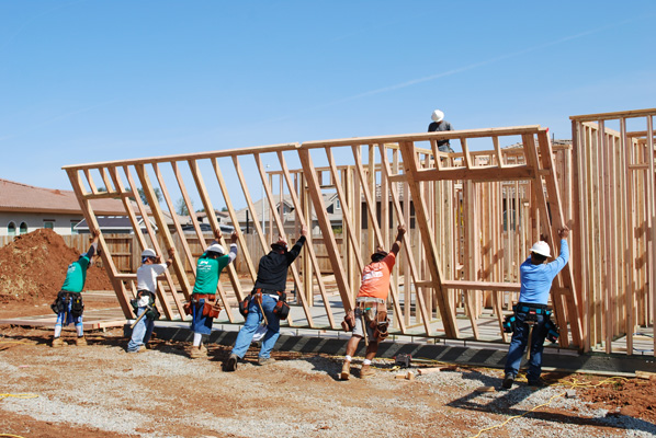 New home building creates tampa bay jobs strengthening for Building a new home