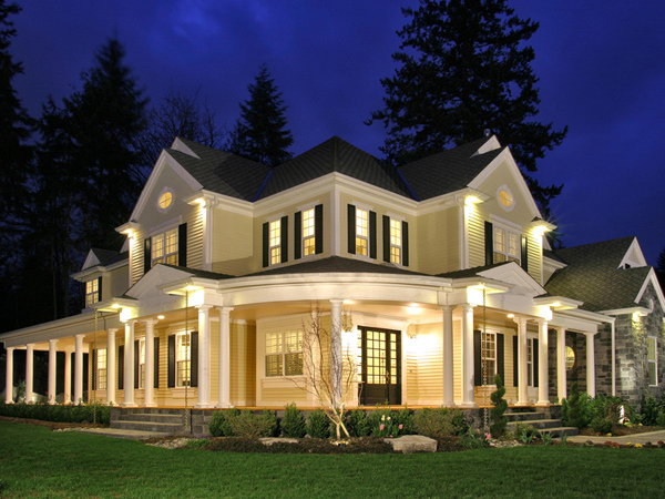 Four great styles for the front porch Farm houses with wrap around porches