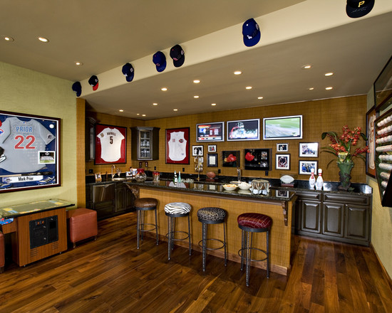 5 Must Have's For Your Man Cave