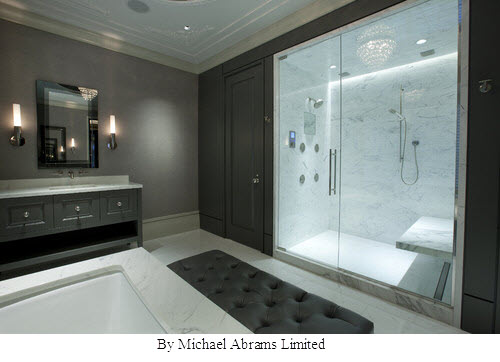 Sunny U2013 Select The Right Light For Your Shower. Natural Lighting From  Windows Or Glass Walls Creates A Positive Ambiance For A Bright And Sunny  Feel.