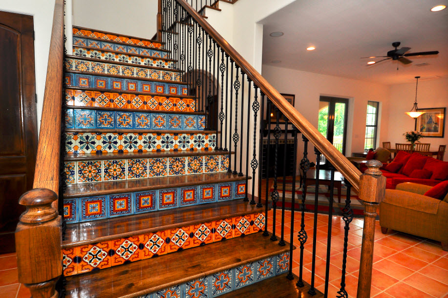 Stylish safe stairs for every tampa bay custom home for Custom home safes