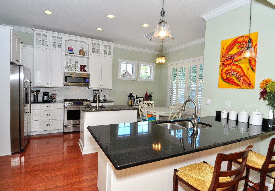 L I U G Which Kitchen Layout Is Right For Your Home Javic Homes Blog